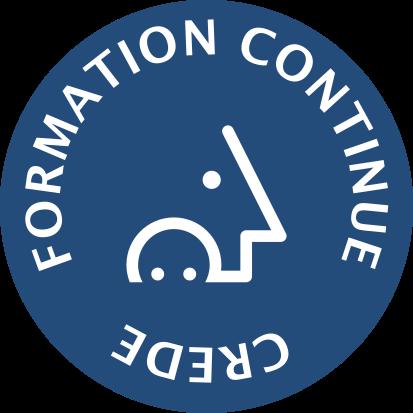 logo formation CREDE